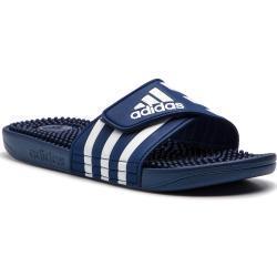 Dámské Sportovní pantofle adidas Adissage v modré barvě