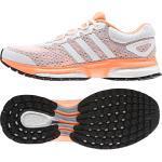 Dámské Boty adidas Boost v oranžové barvě Standartní prodyšné
