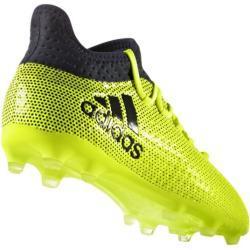 Dětská  Sportovní obuv  adidas X v zelené barvě