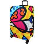 Obaly na kufry vícebarevné