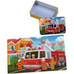 B2B Dětské puzzle - hasiči