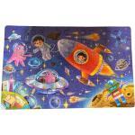 B2B Dětské puzzle - vesmír