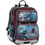 Bagmaster Klučičí školní batohy pro prvňáčky Spider Bagmaster GALAXY 8 B