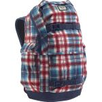 Batoh Burton Kilo Pack Hemlock Plaid, blue/red/white Velikost: One Size