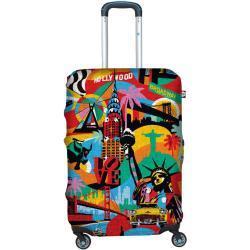 Dámské Obaly na kufry BG Berlin vícebarevné