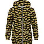 Dámské Mikiny v žluté barvě s motivem Batman