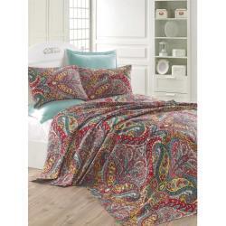 Bonami Lehký přehoz přes postel Gemeos Green, 200 x 235 cm