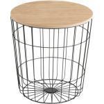 Bonami Odkládací stolek Actona Lotus Darko, ø 39 cm