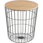 Bonami Odkládací stolek Actona Lotus Darko, ø 43 cm