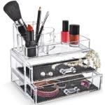 Bonami Organizér na kosmetiku s přihrádkami Domopak Make Up