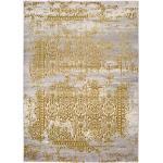 Bonami Šedo-zlatý koberec Universal Arabela Gold, 140 x 200 cm