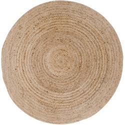 Bonami Světle hnědý kulatý koberec House Nordic Bombay, ø 150 cm