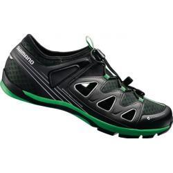Pánské Cyklistické boty v černé barvě