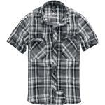 Brandit - Roadstar - Košile s krátkým rukávem - cerná antracitová