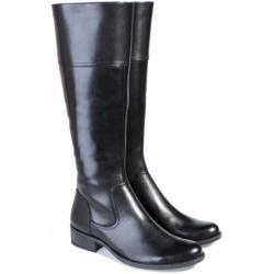 Dámské Kozačky Caprice v černé barvě na zimu