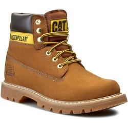 Pánská  Treková obuv Caterpillar v hnědé barvě