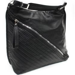 Černá dámská praktická kabelka přes rameno Marielle Tapple