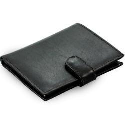 Černá malá dámská peněženka Geneviel Arwel