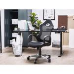Černé otočné kancelářské křeslo - iCHAIR