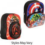 Character Pocket Rucksack Avengers Avengers One Size