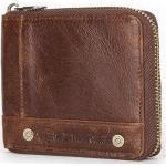 Contacts® kožená peněženka s řetízkem karib