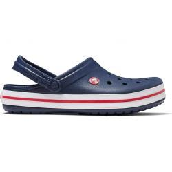 Crocs Crocband Juniors - Navy/Red, J6 (38-39)