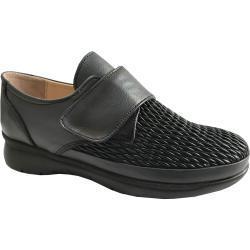 Dámská  Zdravotní obuv Looke v černé barvě na zip