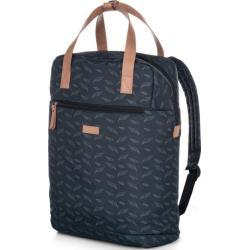 Dámský městský batoh LOAP Reina černý Barva: černá