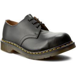Pánské Polobotky Dr. Martens v černé barvě