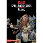 Dungeons and Dragons: Spellbook Cards - Cleric (153karet)