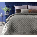 Eurofirany Přehoz na postel RIA1 Barva: Tmavá béžová, Velikost: 170 x 210 cm