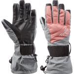 Dámské Snowboardové rukavice Firefly Prodyšné v šedé barvě ve velikosti S