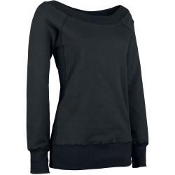 Forplay - Sweater - Mikinové tričko - černá
