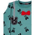 Dětské oblečení v šedé barvě s motivem Mickey Mouse a přátelé Mickey Mouse s motivem myš