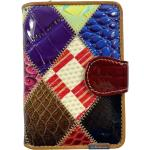 Fuerdanni Dámská luxusní kožená peněženka s motivem