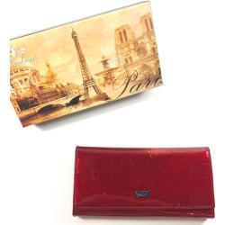 Fuerdanni Dámská luxusní peněženka - červená