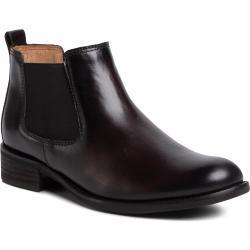 Dámské Kotníkové boty Gabor v hnědé barvě s výškou podpatku do 3 cm
