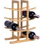 GOC Bambusový stojan na víno