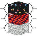Happy Socks - Ochranná rouška pro opakované použití (3-PACK)