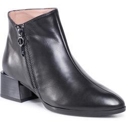 Dámské Kotníkové boty Hispanitas v černé barvě s výškou podpatku 3 cm - 5 cm