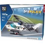 ICOM BLOCKI stavebnice policie - vrtulník