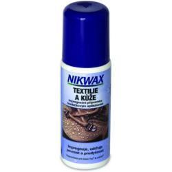 Impregnace Nikwax látka a kůže 125 ml Nikwax