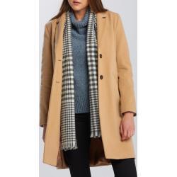 Dámské Kabáty Gant v hnědé barvě