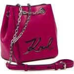 Kabelka Karl Lagerfeld K/signature Bucketbag