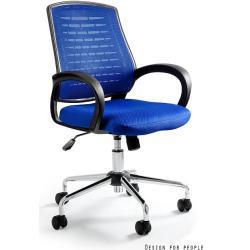 Kancelářská židle AWARD modrá