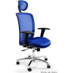 Kancelářská židle EXPANDER modrá