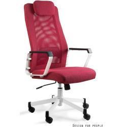 Kancelářská židle FOX červená