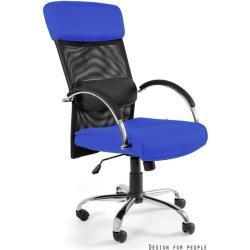 Kancelářská židle Overcross modrá