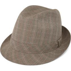 Károvaný klobouk Tirol Glen