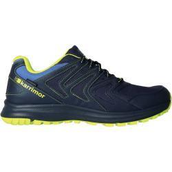 Karrimor Caracal Waterproof Trail Running Shoes Mens Navy/Fluo